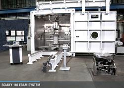 Sciaky EBAM 110 Metal 3D Printing System