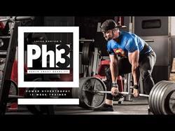 Dr. Layne Norton PH3 Logo
