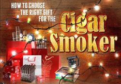 Cigar smokers gift buying