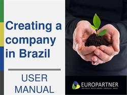 Creating a Company in Brazil: User Manual