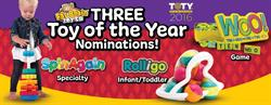 Fat Brain Toys Announces 3 Finalist For Toy of the Year Awards