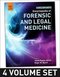 forensics, forensic medicine, legal medicine, Elsevier