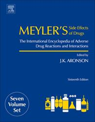 drug side effects, drug interaction, pharmacology, pharmaceuticals, Elsevier