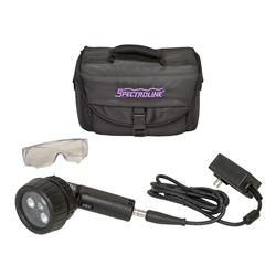 TRITAN 365 Lamp Kit includes UV-absorbing glasses packed in a soft carrying case