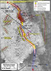 Figure 1: Bug Lake Plan Map, Nov 3, 2015