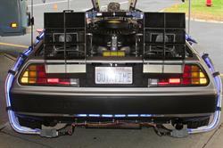DeLorean OutATime