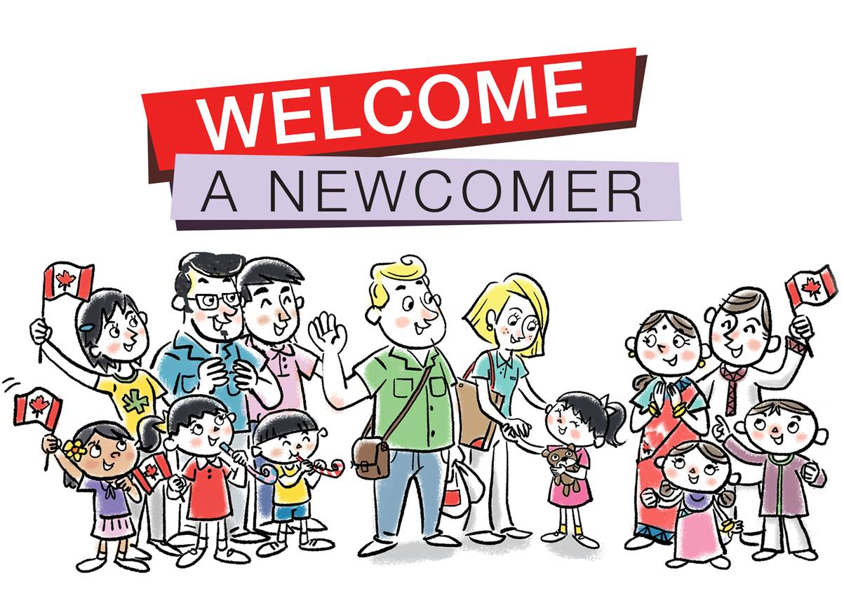 Welcomepack Canada Launches Welcome A Newcomer Social Campaign