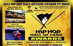 2015 Hip Hop Hall of Fame Awards TV Show