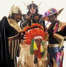 Afrika Bambaataa and The Soul Sonic Force