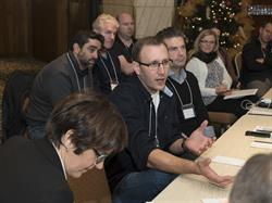 150 educators, employers, and industry representatives attended Youth Day 2015 to share best practices, and to discuss the many benefits of apprenticeship in the trades.