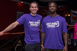 Managing Partner - Paul Pitcher & Baltimore Raven's, C.J. Mosley