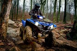 Yamaha, ATV, Grizzly, OHV, Off-Road, Ride