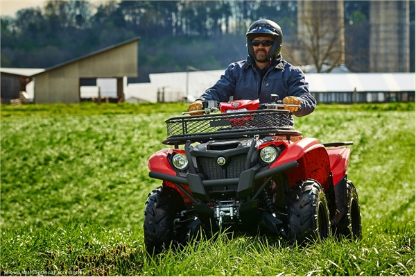 Yamaha launches build your own for all new grizzly and for Yamaha 90cc atv