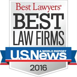 "Strauss Troy Included In U.S. News-Best Lawyers(R) 2016 ""Best Law Firms"" Rankings"