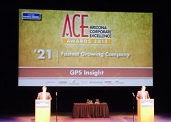 ACE Awards ranked GPS Fleet Tracking Company 21st fastest growing in AZ