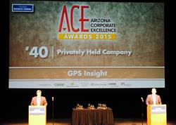 ACE Awards ranked GPS Fleet Tracking Software Company the 40th largest company in AZ