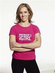 Jenn Heil, Canadian Olympian and Plan Canada Celebrated Ambassador
