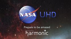 Harmonic Announces the Availability of NASA TV UHD, North America's First Consumer Ultra HD Channel