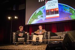 Author Scott Foster discusses Stealth Japan with Moderator Russ Daggatt