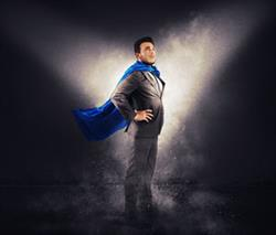 Project Management Superhero