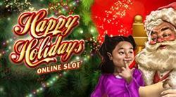 Happy Holidays online pokies