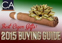 Cigar Advisor's Best Cigar Gifts: 2015 Buying Guide