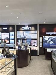Luxury Watch Brand Shop-in-Shops