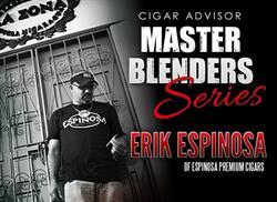 Master Blender Series: Erick Espinosa
