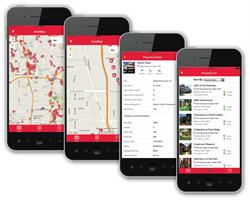AXIOMobile App Screen Shots