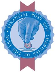 Financial Post Charities of the Year