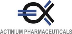 Actinium Pharmaceuticals
