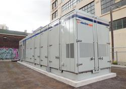 Electrovaya MWh Energy Storage Solutions for Smart Grid