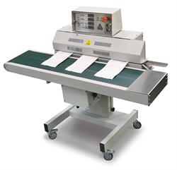 Packaging Aids model 552 validatable band sealer
