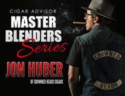 Jon Huber Crwoned Heads cigars interview