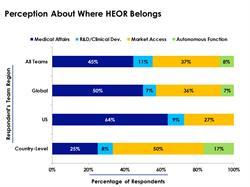 Perception of Where HEOR Belongs