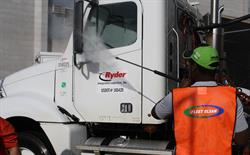 Fleet Clean Washes for Ryder