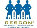 Residential Construction Council of Ontario (RESCON)