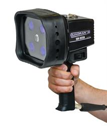 QDR-365SA NDT broam beam, UV-A LED inspection lamp