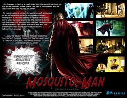 MOSQUITO-MAN, A New Creature Feature by Big Screen Entertainment (BSEG)
