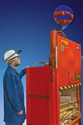 EK-365 EagleEye enables maintenance professionals to locate leaks in hard-to-reach places