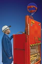 EK-365 EagleEye enables maintenance professionals to locate leaks in hard-to-reach places