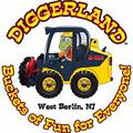 Diggerland USA, North America's only construction theme park.