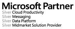 Microsoft Competencies - Cloud Productivity, Messaging, Data Platform, Midmarket Solution Provider