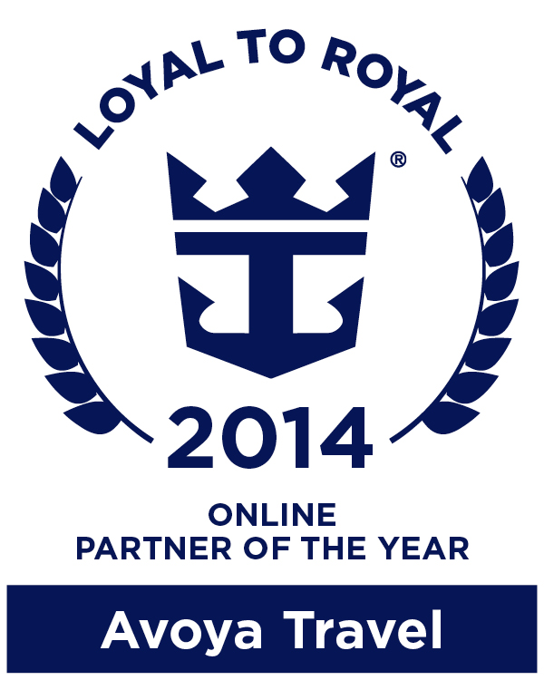 Royal Caribbean Names Avoya Travel Its Online Partner Of The Year