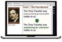 snap&read universal on chromebook
