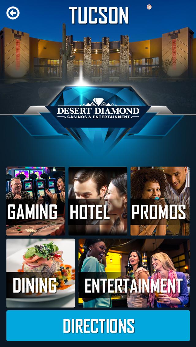 Desart diamond casino new casino niagara falls canada