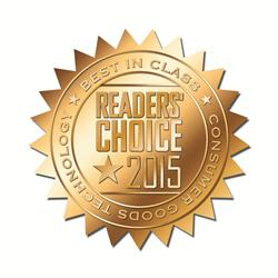 2015 CGT Magazine Readers Choice