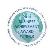 2014 Business Achievment Award Winner - TerraTherm
