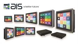 Industry 4.0 HMI Touch Panel IPCs
