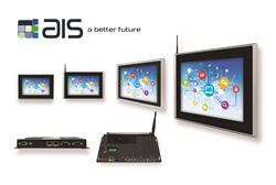 "Economical Wireless ""Wi-Fi"" Compact HMI Panel PCs"